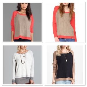 ⬇️⬇️Free People Tabbard pullover sweater